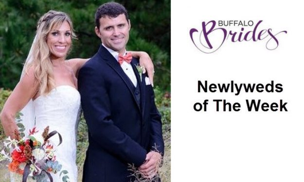 Newlyweds of the Week - 5/31/17