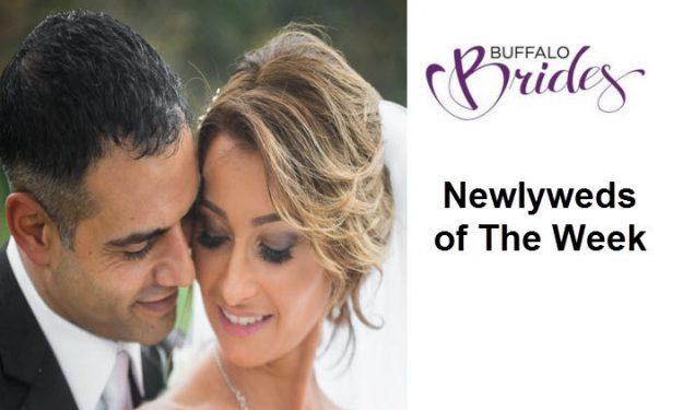 Newlyweds of The Week - 6/21/17