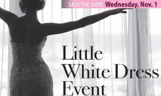 Don't Miss The 2017 Little White Dress Event!