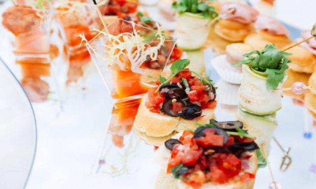 Upgrading Your Wedding Buffet!