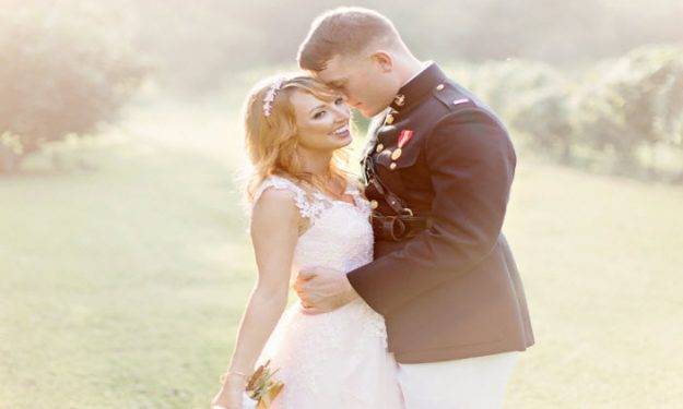 Planning A Military Wedding!