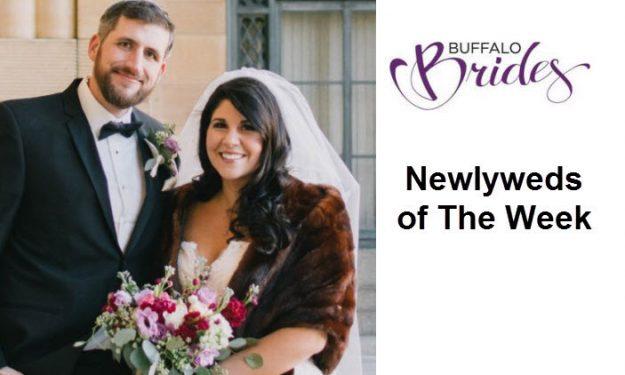 Newlyweds of The Week - 11/8/17
