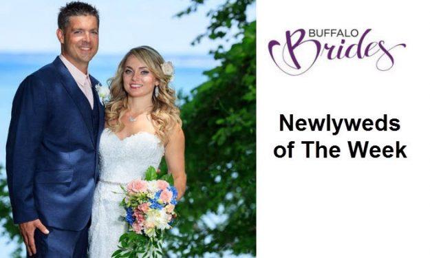 Newlyweds of The Week - 11/15/17