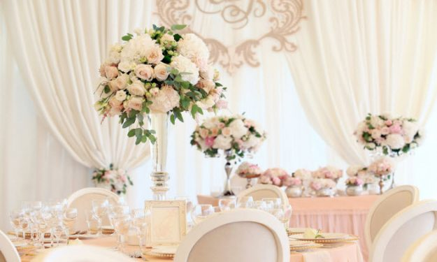 Five Hacks For Styling Your Wedding Venue!