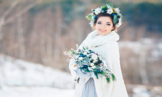 Planning A Winter Wedding!