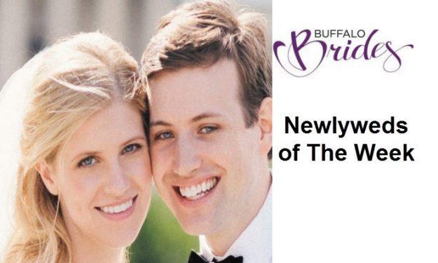 Newlyweds of The Week - 12/6/17