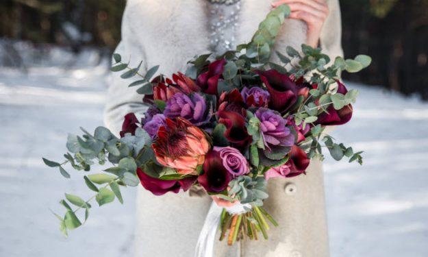 Seven Ways To Update Winter Weddings!