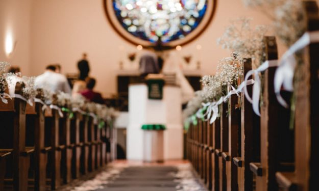 Five Rules For Finding A Church For Your Wedding