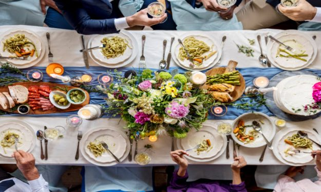 Choosing The Right Meal For Your Reception