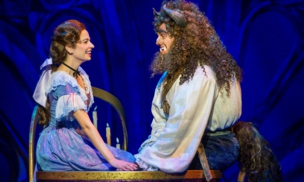 'Beauty and the Beast' brings glitter, outdated message to Shea's