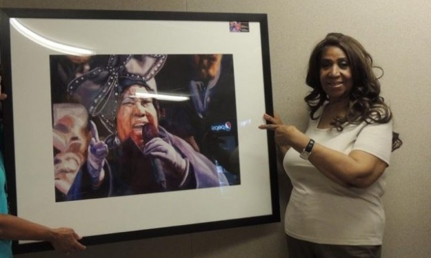 The last Aretha story this week ... we promise