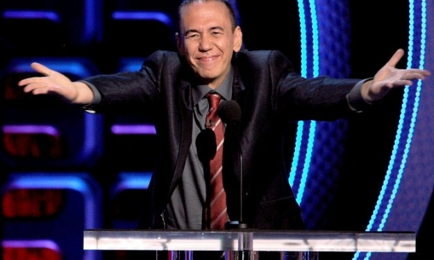 Gutsy Gilbert Gottfried says anything for a laugh