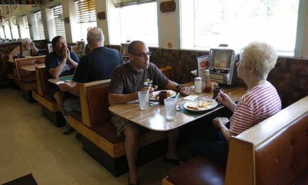 Woodlawn Diner is cheap, satisfying