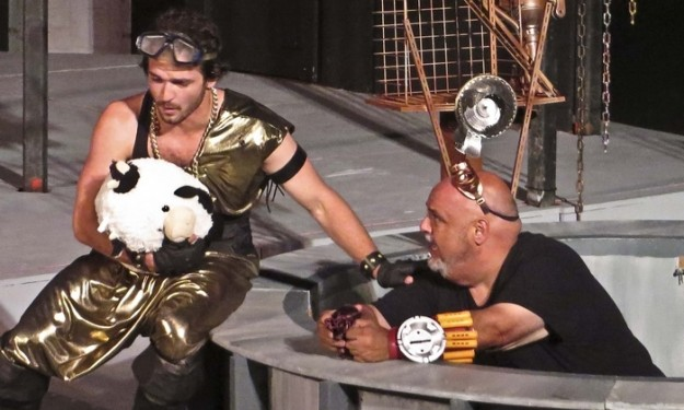 It's a rollicking 'Comedy of Errors' at Shakespeare in Delaware Park