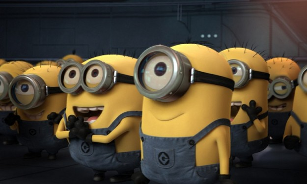 Weekend screenings: The sound of minions