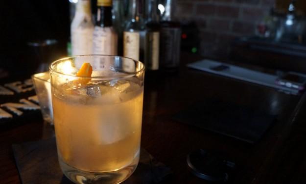 Cocktail review: Luis Suarez at Mes Que