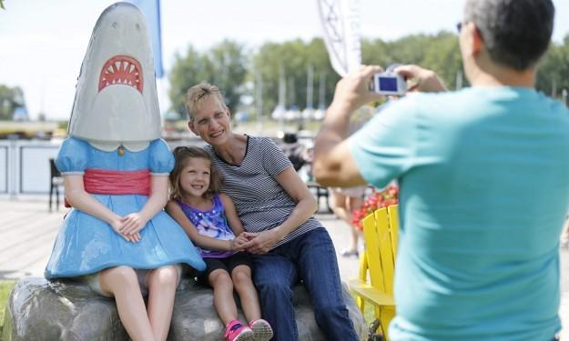 Snarking on 'Shark Girl' won't get you far in Buffalo
