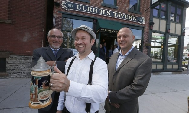 Historic Ulrich's reopens for business