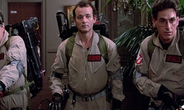 'Ghostbusters' still gets the laughs