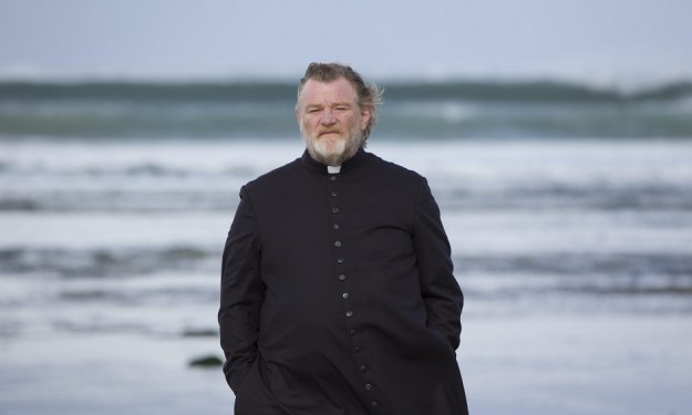 Brendan Gleeson, big man and great film actor