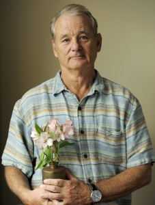 Bill Murray is one of TIFF's gems this year. (Associated Press)