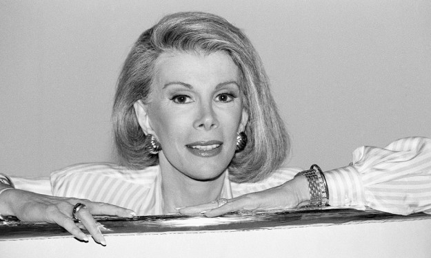 The nicer side of Joan Rivers