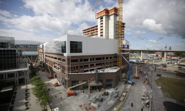 HarborCenter Tim Hortons opens Oct. 30; 716 follows shortly after