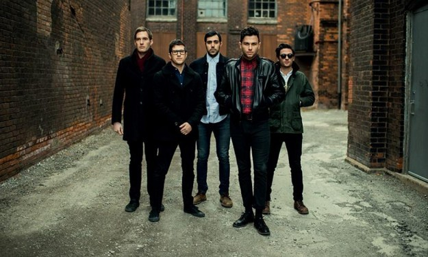 Arkells bring ornate power-pop south of the border