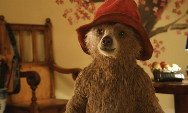 Paddington Bear is on his best behavior and hoping to fit in