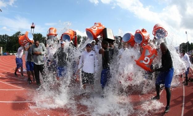 Challenge is no joke for ALS charities
