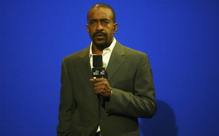 Comedian Tim Meadows will visit Helium Comedy Club for a slew of shows. (Getty Images)