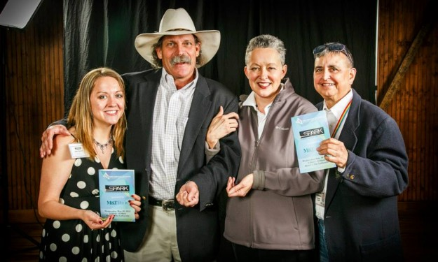 Artists and groups honored in SPARK Awards