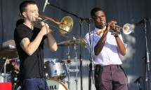 Lewiston Jazz Festival draws crowds for two days of music