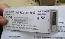 McCartney fans: Beware the secondary ticket market and do your homework