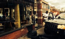 Cantina Loco hit by SUV, still opens for dinner