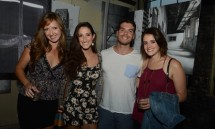 Smiles at Squeaky Wheel's Peepshow: The Dirty Thirty