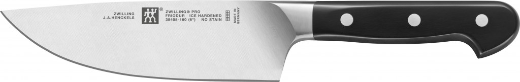 "Zwilling JA Henckels Pro 6"" Wide Chefs is $49.95 at Premier Gourmet."