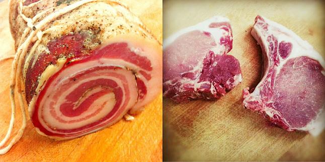 mmm...pork