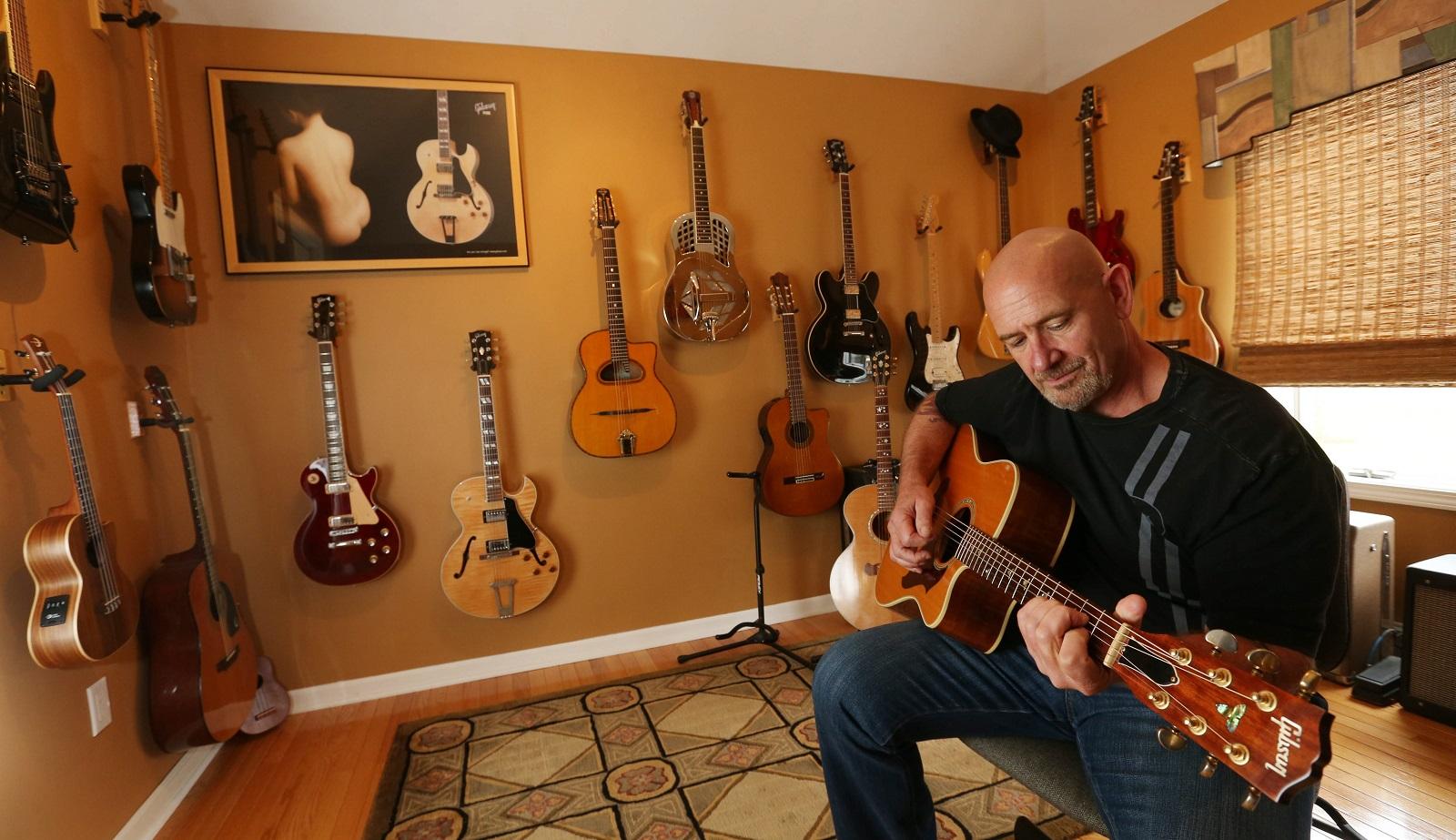 Guitar Room Design Ideas