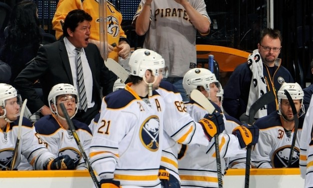 Agenda clash adds intrigue for Sabres