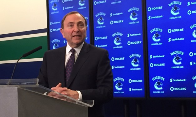 Bettman: Assertions that Sabres or other teams are tanking are unfair