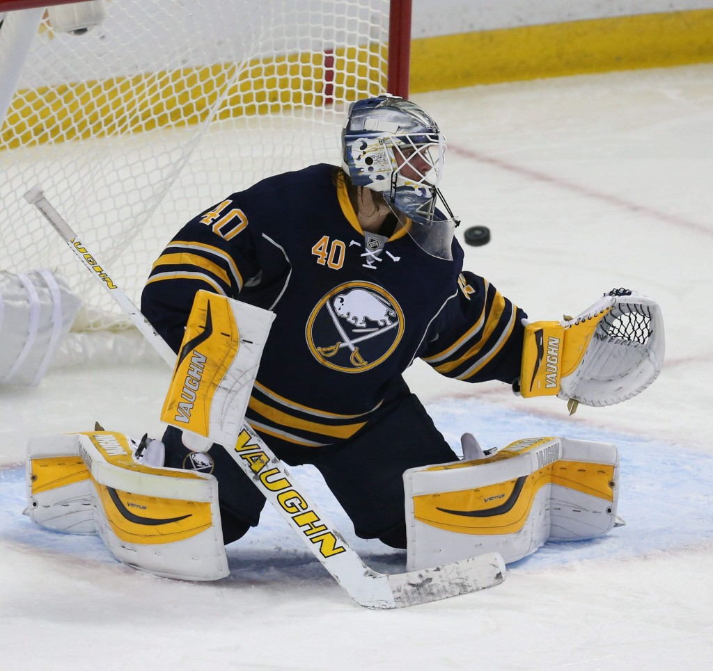 Enroth replaces injured Lerner for Sweden at World Cup