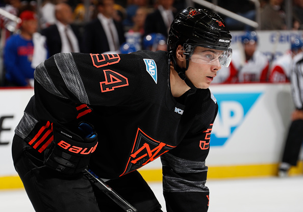 Parayko Gets Two Assists in North America Win
