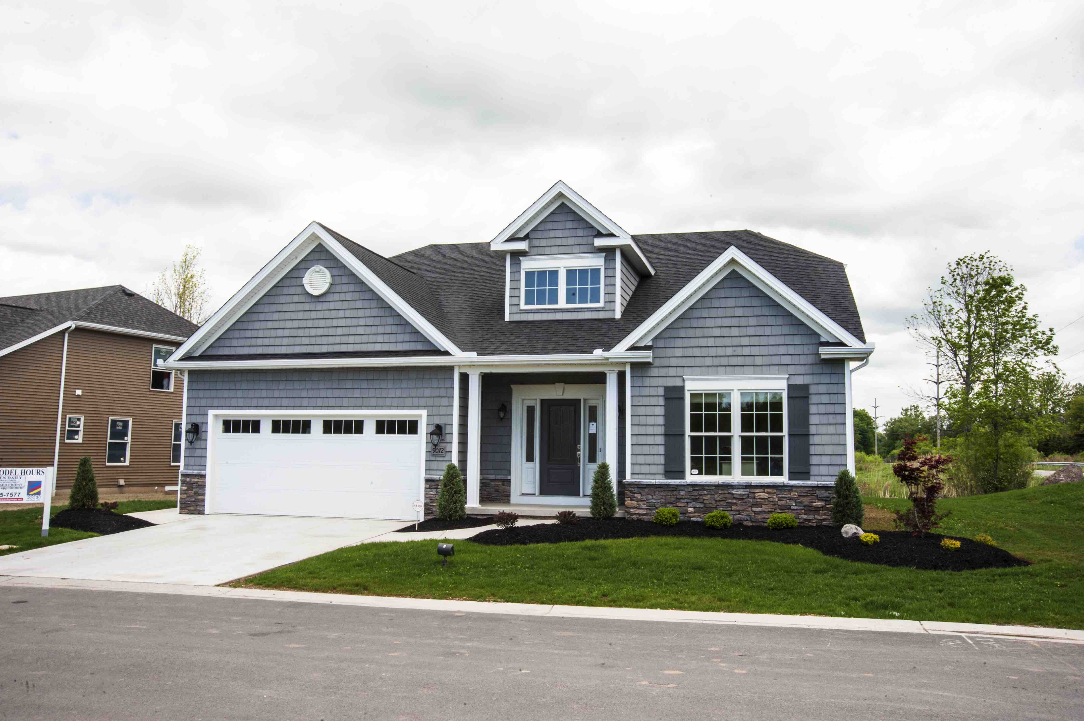 Fantastic Featured Home Essex Homes Showcases Patio Homes In Clarence Largest Home Design Picture Inspirations Pitcheantrous